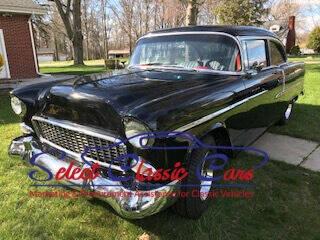1955 Chevrolet Bel Air for sale at SelectClassicCars.com in Hiram GA