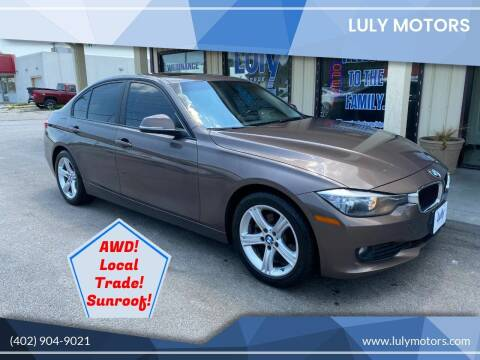 2015 BMW 3 Series for sale at Luly Motors in Lincoln NE
