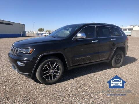 2017 Jeep Grand Cherokee for sale at MyAutoJack.com @ Auto House in Tempe AZ