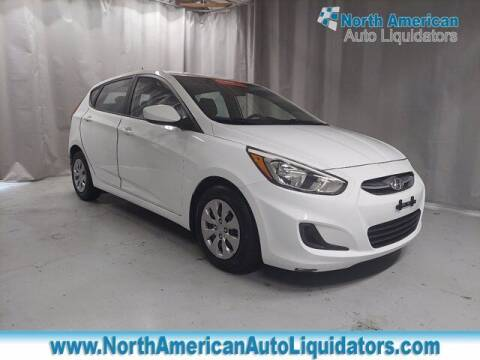 2017 Hyundai Accent for sale at North American Auto Liquidators in Essington PA