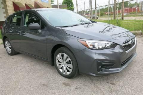 2018 Subaru Impreza for sale at VA MOTORCARS in Cleveland OH