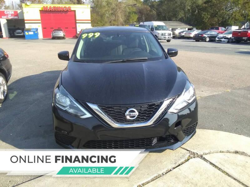2018 Nissan Sentra for sale at Marino's Auto Sales in Laurel DE