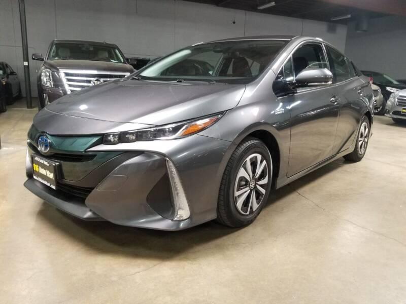 2018 Toyota Prius Prime for sale at 916 Auto Mart in Sacramento CA