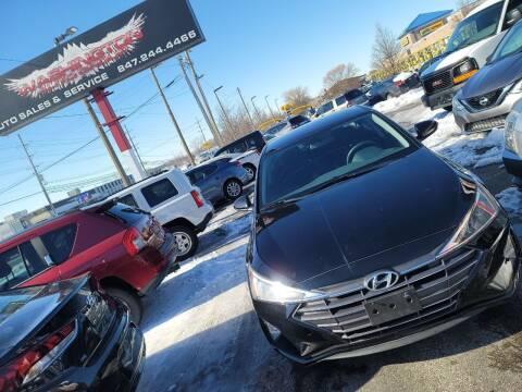 2019 Hyundai Elantra for sale at Washington Auto Group in Waukegan IL