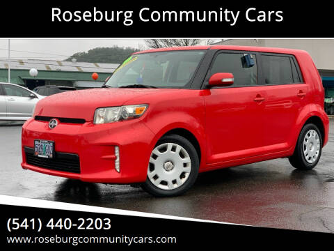 2013 Scion xB for sale at Roseburg Community Cars in Roseburg OR