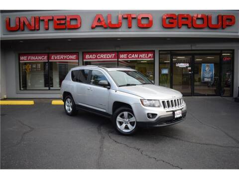 2014 Jeep Compass for sale at United Auto Group in Putnam CT