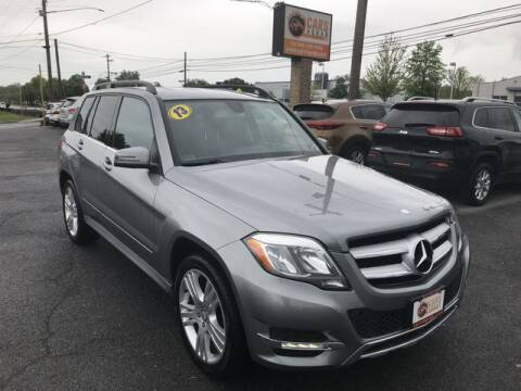 2013 Mercedes-Benz GLK for sale at Cars 4 Grab in Winchester VA