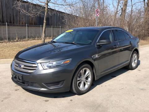 2018 Ford Taurus for sale at Posen Motors in Posen IL