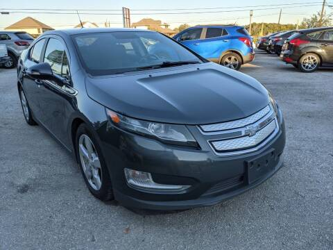 2013 Chevrolet Volt for sale at PREMIER MOTORS OF PEARLAND in Pearland TX