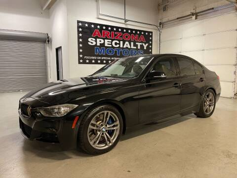 2015 BMW 3 Series for sale at Arizona Specialty Motors in Tempe AZ