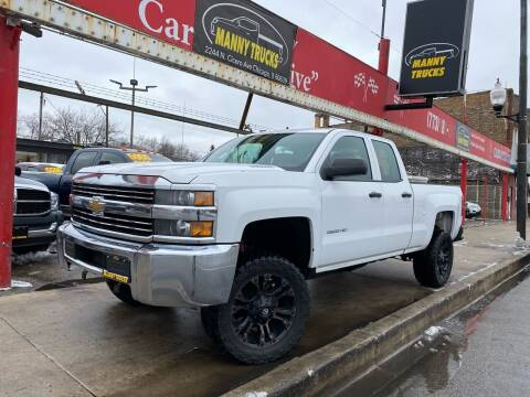 2015 Chevrolet Silverado 2500HD for sale at Manny Trucks in Chicago IL