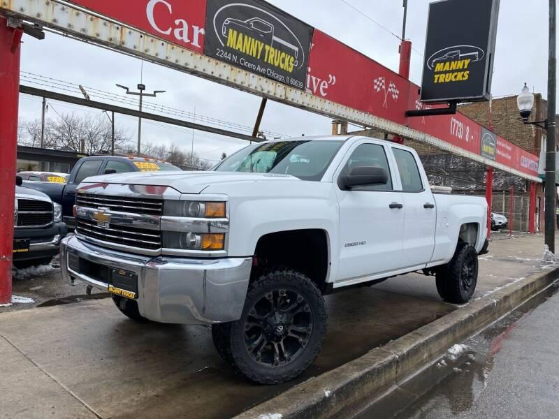 2015 Chevrolet Silverado 2500HD for sale at Manny Trucks in Chicago IL