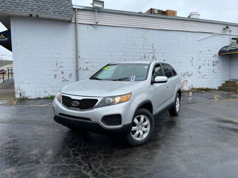 2012 Kia Sorento for sale at Santa Motors Inc in Rochester NY