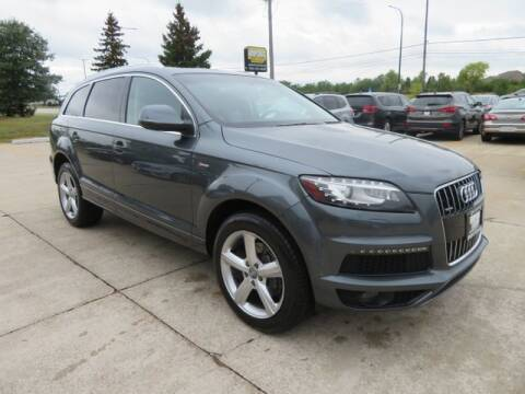 2015 Audi Q7 for sale at Import Exchange in Mokena IL