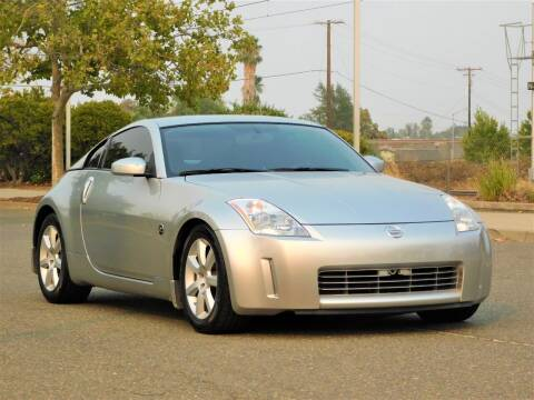 2005 Nissan 350Z for sale at General Auto Sales Corp in Sacramento CA