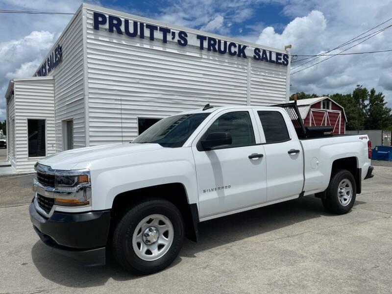 2017 Chevrolet Silverado 1500 for sale at Pruitt's Truck Sales in Marietta GA