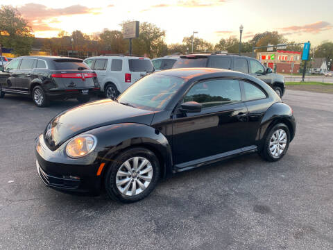 2014 Volkswagen Beetle for sale at BWK of Columbia in Columbia SC