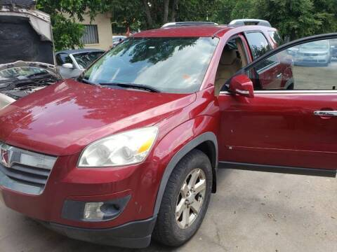 2008 Saturn Outlook for sale at Bad Credit Call Fadi in Dallas TX