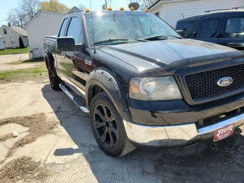 2005 Ford F-150 for sale at Buena Vista Auto Sales in Storm Lake IA