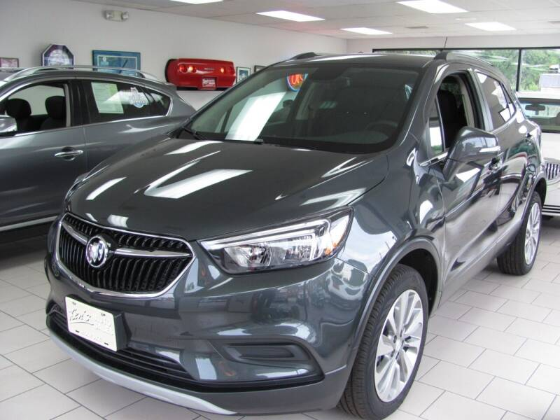 2017 Buick Encore for sale at Kens Auto Sales in Holyoke MA