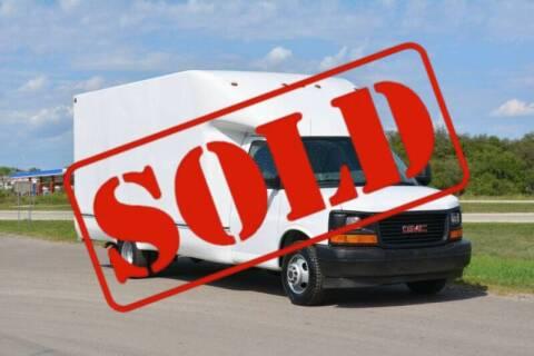 2017 GMC Savana Cutaway for sale at Signature Truck Center - Box Trucks in Crystal Lake IL