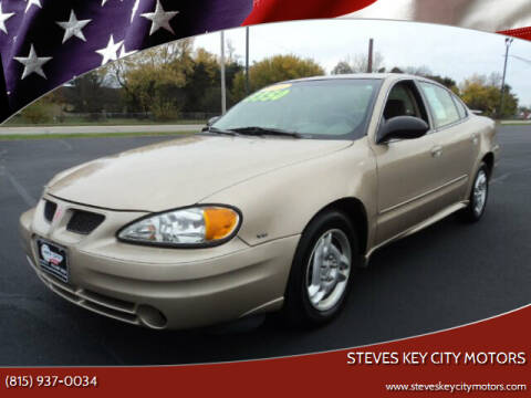 2005 Pontiac Grand Am for sale at Steves Key City Motors in Kankakee IL