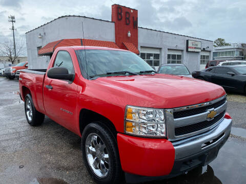 2011 Chevrolet Silverado 1500 for sale at Best Buy Wheels in Virginia Beach VA