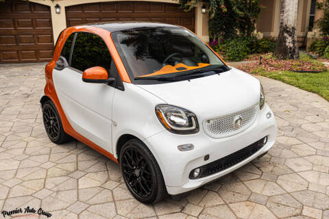 2016 Smart fortwo for sale at Premier Auto Group of South Florida in Wellington FL