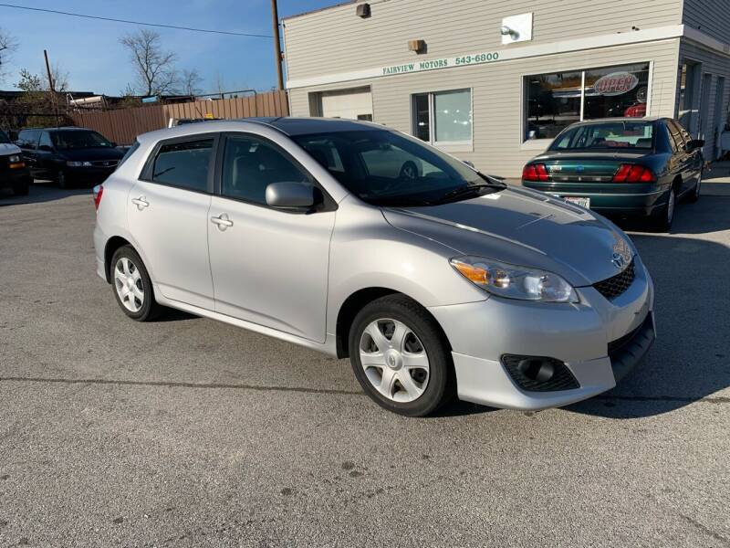 2009 Toyota Matrix for sale at Fairview Motors in West Allis WI
