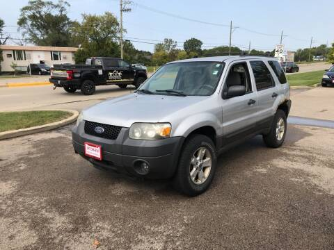 2006 Ford Escape for sale at GLOBAL AUTOMOTIVE in Gages Lake IL