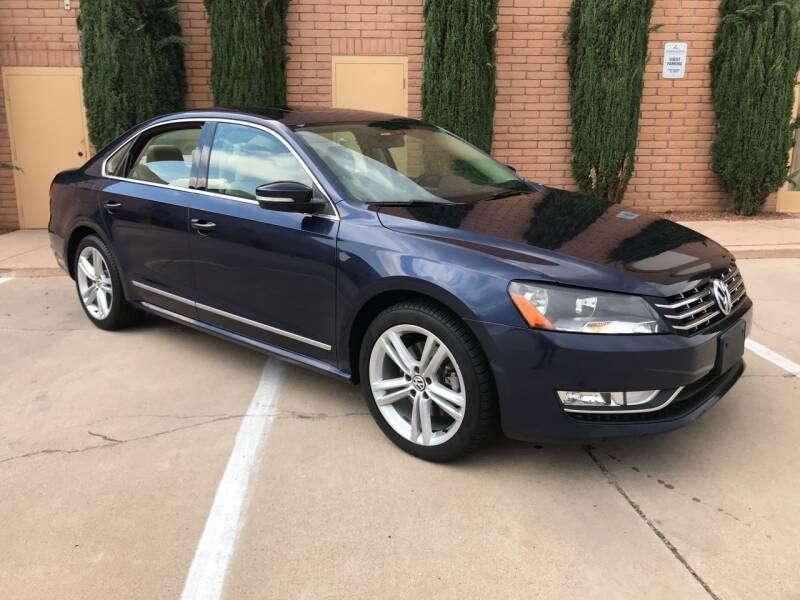 2015 Volkswagen Passat for sale at Freedom  Automotive in Sierra Vista AZ