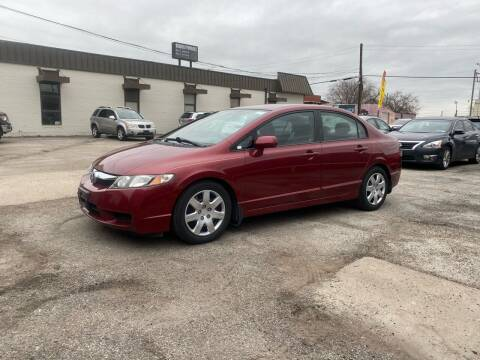2010 Honda Civic for sale at Shooters Auto Sales in Fort Worth TX