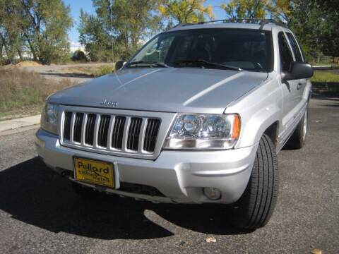 2004 Jeep Grand Cherokee for sale at Pollard Brothers Motors in Montrose CO
