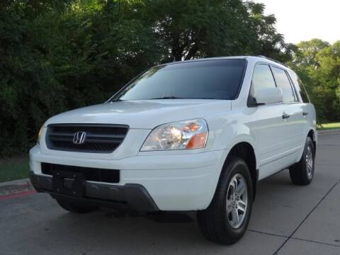 2003 Honda Pilot for sale at 123 Car 2 Go LLC in Dallas TX