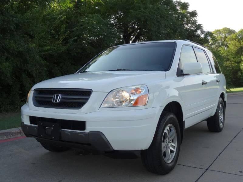 2003 Honda Pilot for sale at 123 Car 2 Go LLC in Dallas TX