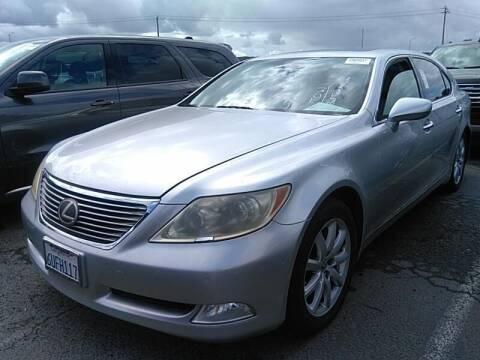 2008 Lexus LS 460 for sale at Cj king of car loans/JJ's Best Auto Sales in Troy MI