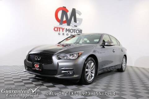 2014 Infiniti Q50 for sale at City Motor Group, Inc. in Wanaque NJ
