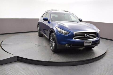 2012 Infiniti FX35 for sale at Hickory Used Car Superstore in Hickory NC