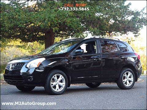 2008 Nissan Rogue for sale at M2 Auto Group Llc. EAST BRUNSWICK in East Brunswick NJ