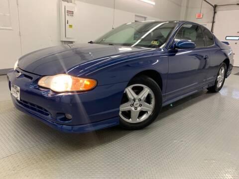 2005 Chevrolet Monte Carlo for sale at TOWNE AUTO BROKERS in Virginia Beach VA