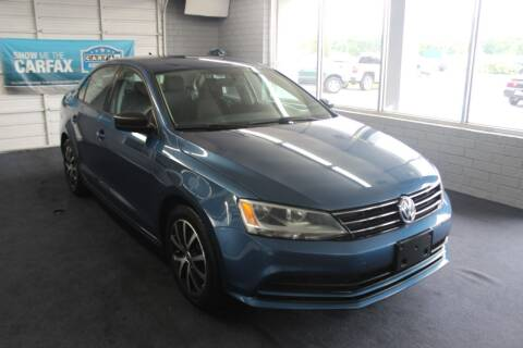 2016 Volkswagen Jetta for sale at Drive Auto Sales in Matthews NC
