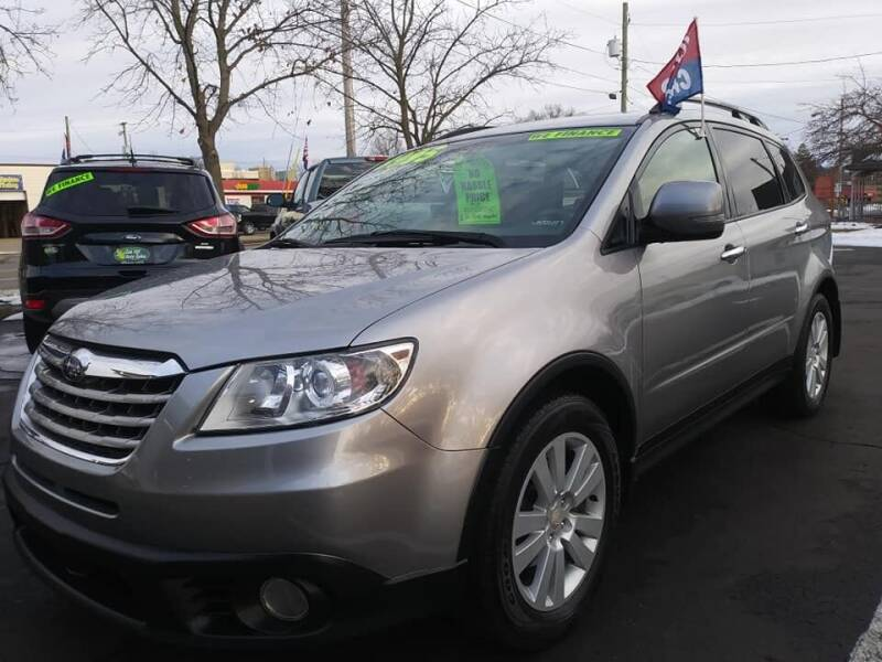 2011 Subaru Tribeca for sale at Oak Hill Auto Sales of Wooster, LLC in Wooster OH