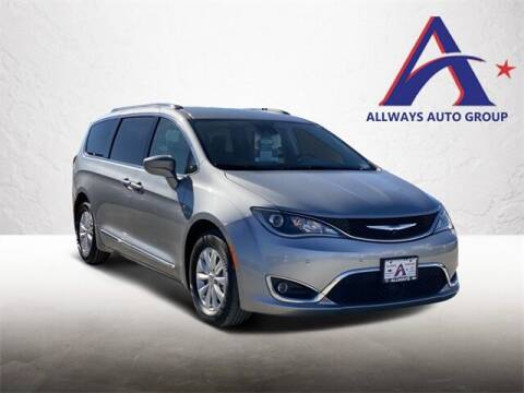 2018 Chrysler Pacifica for sale at ATASCOSA CHRYSLER DODGE JEEP RAM in Pleasanton TX