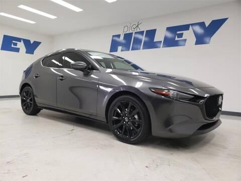 2021 Mazda Mazda3 Hatchback for sale at HILEY MAZDA VOLKSWAGEN of ARLINGTON in Arlington TX