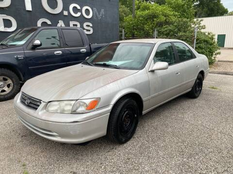 2001 Toyota Camry for sale at 4th Street Auto in Louisville KY
