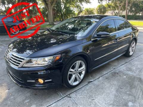2016 Volkswagen CC for sale at Florida Fine Cars - West Palm Beach in West Palm Beach FL