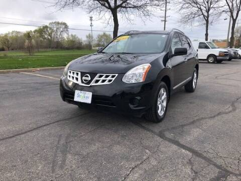 2011 Nissan Rogue for sale at Stryker Auto Sales in South Elgin IL