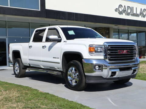 2016 GMC Sierra 2500HD for sale at RUSTY WALLACE CADILLAC GMC KIA in Morristown TN
