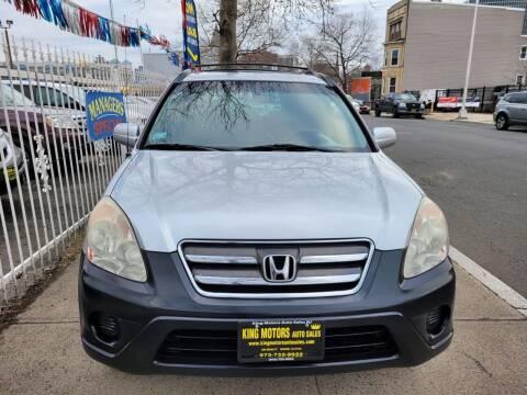2005 Honda CR-V for sale at KING MOTORS AUTO SALES, INC in Newark NJ