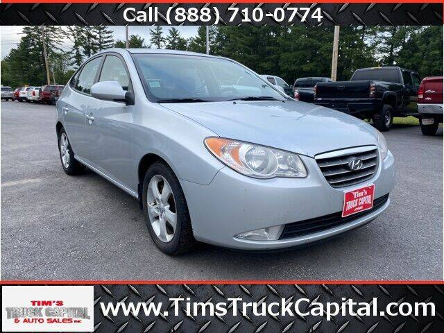 2009 Hyundai Elantra for sale at TTC AUTO OUTLET/TIM'S TRUCK CAPITAL & AUTO SALES INC ANNEX in Epsom NH